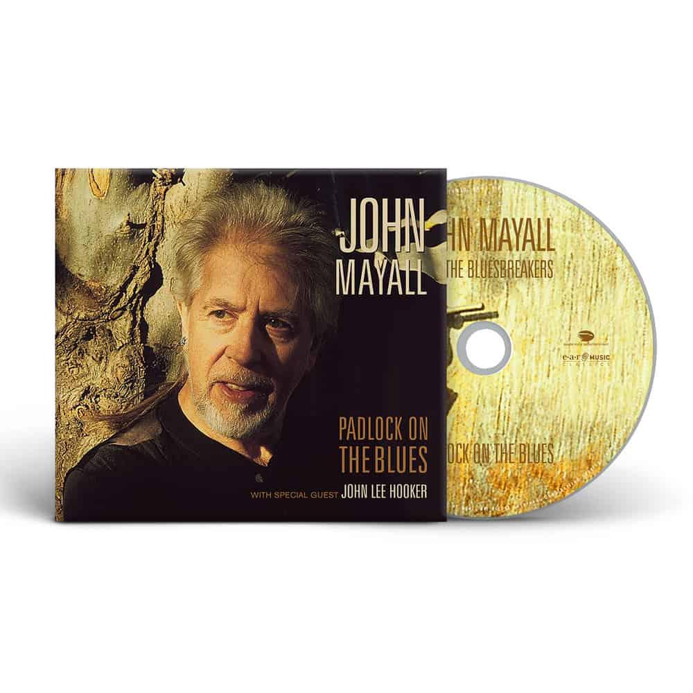Buy Online John Mayall & The Bluesbreakers - Padlock On The Blues