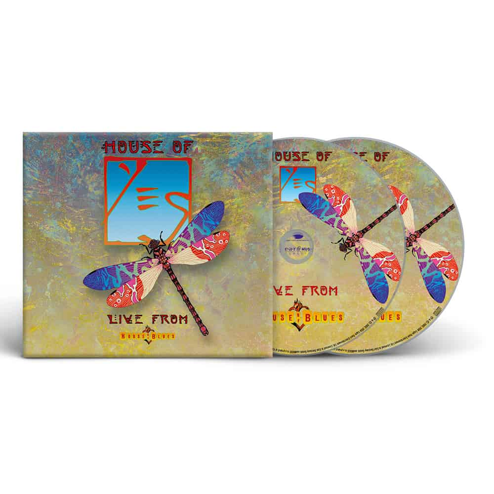 Buy Online Yes - House Of Yes: Live From The House Of Blues