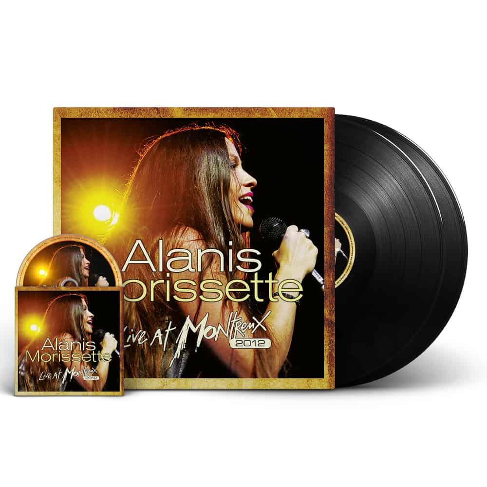 Buy Online Alanis Morissette - Live At Montreux 2012