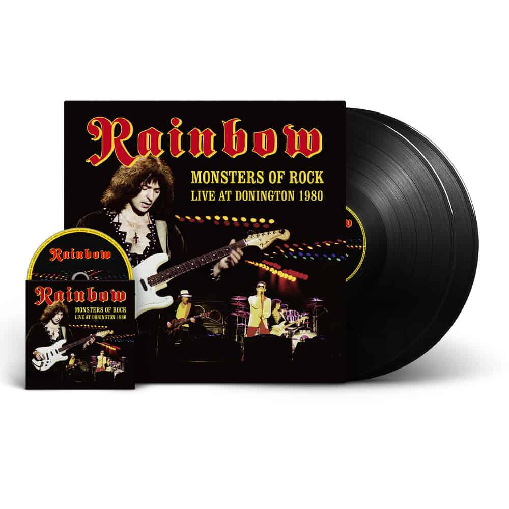 Buy Online Rainbow - Monsters Of Rock - Live In Donington 1980