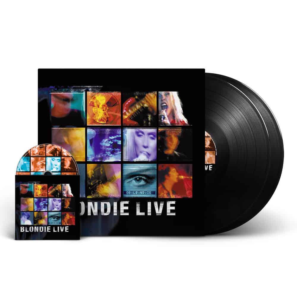 Buy Online Blondie - Live 1999