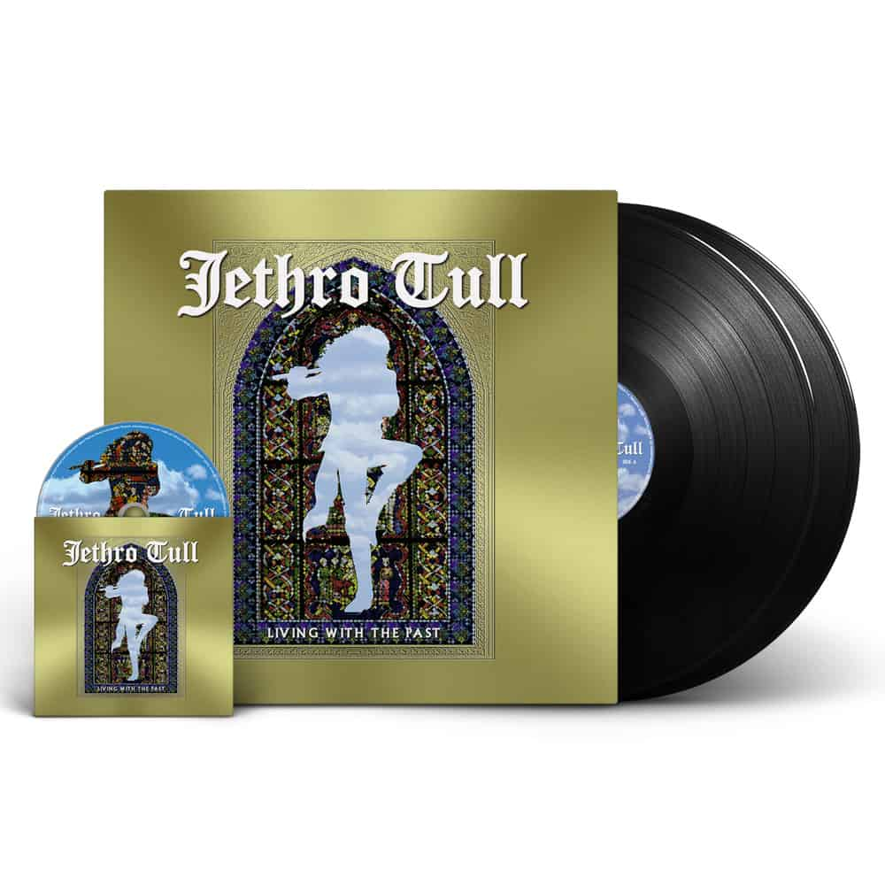 Buy Online Jethro Tull - Living With The Past Double LP