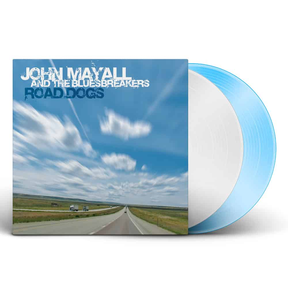 Buy Online John Mayall & The Bluesbreakers - John Mayall & The Bluesbreakers - Road Dogs Double Coloured