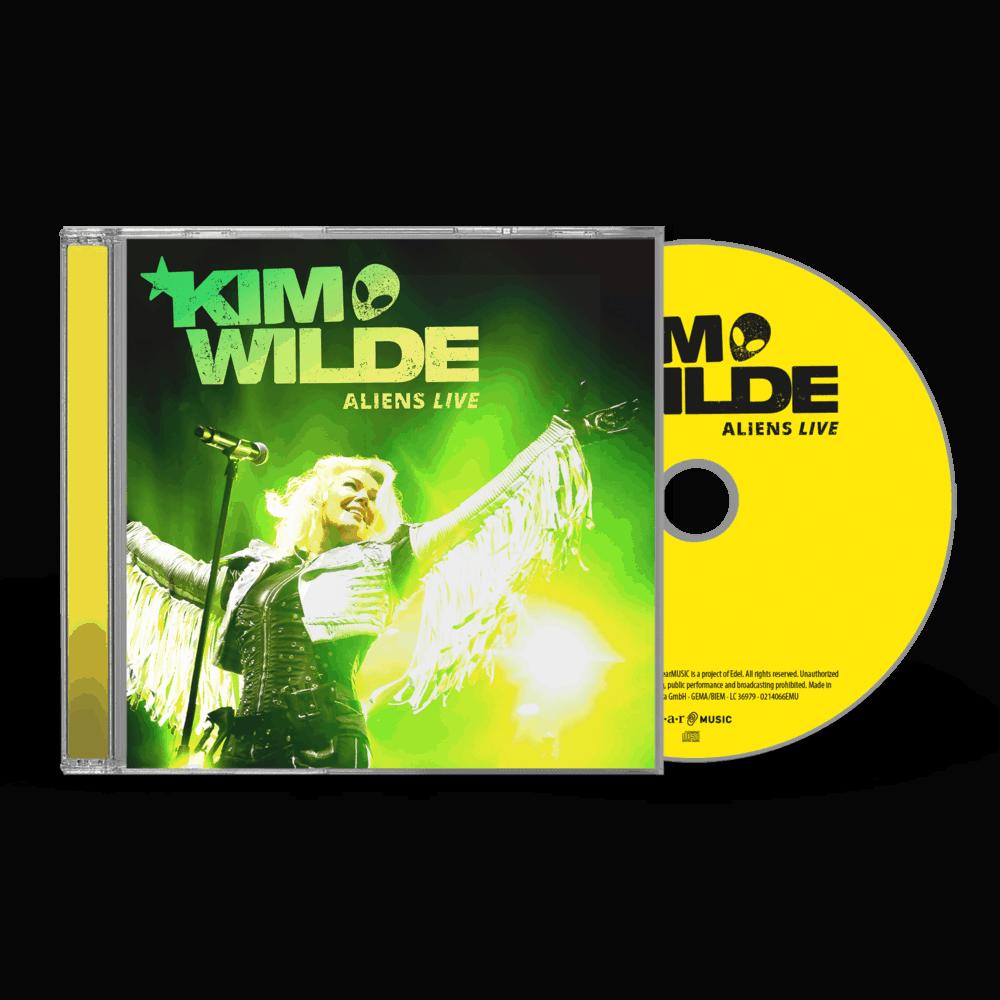Buy Online Kim Wilde - Aliens Live Signed