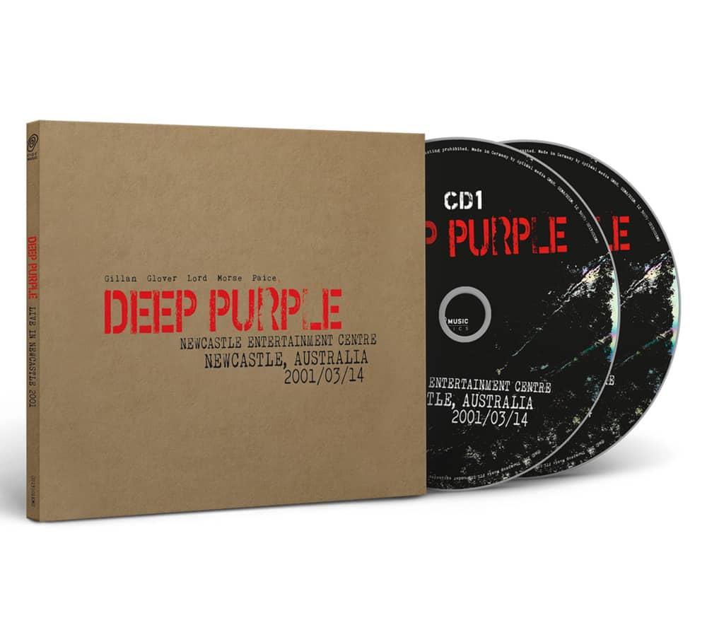 Buy Online Deep Purple - Live in Newcastle 2001