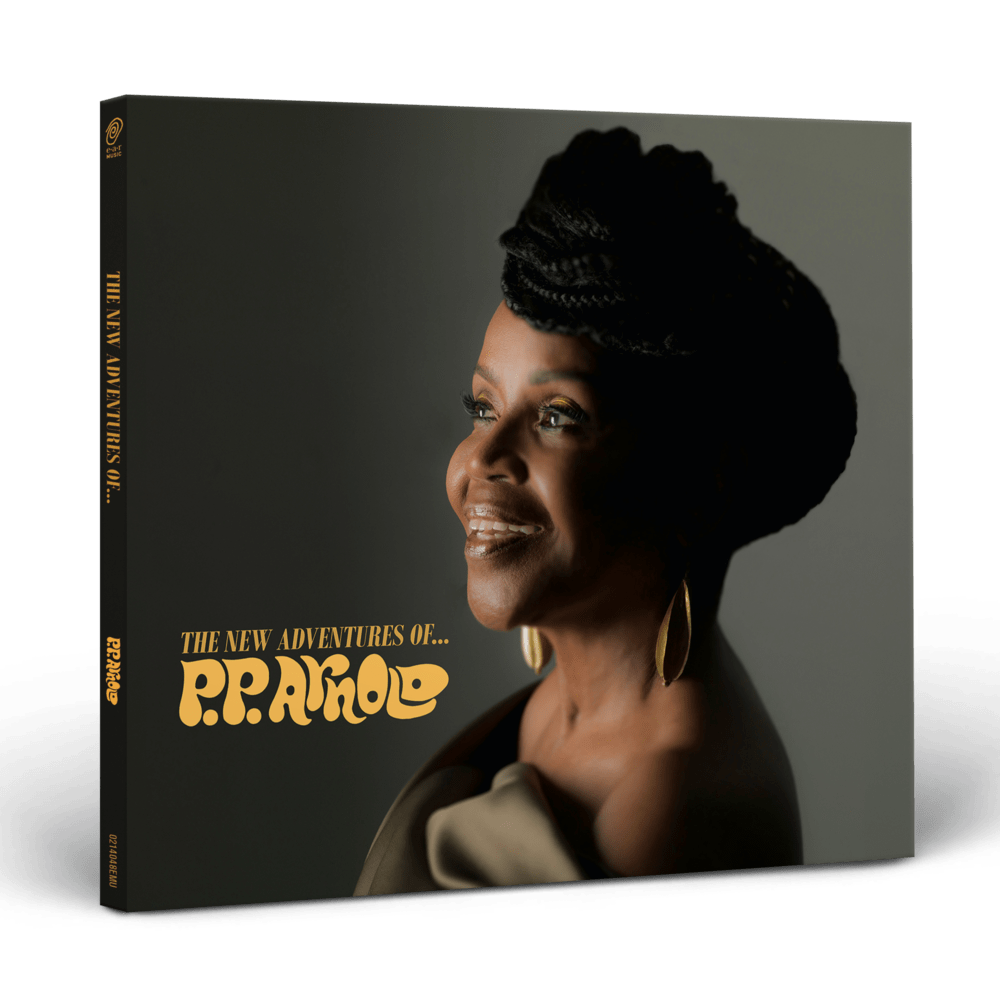 Buy Online P.P. Arnold - The New Adventures Of... P.P. Arnold