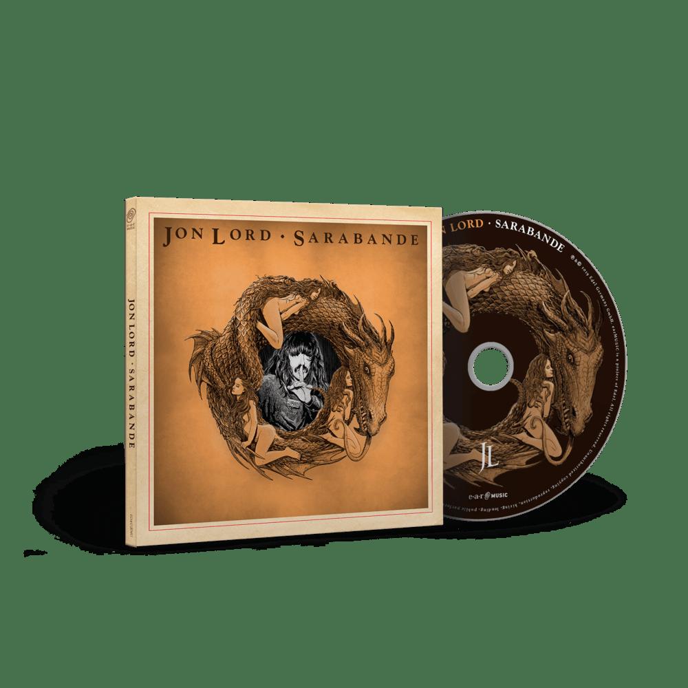 Buy Online Jon Lord - Sarabande CD Digipak