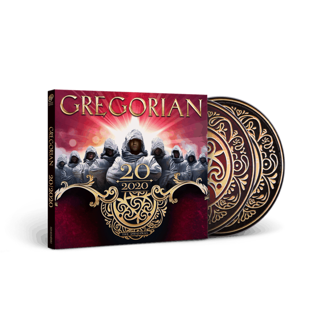 Buy Online Gregorian - 20/2020 (Ltd. 2CD Digipak)