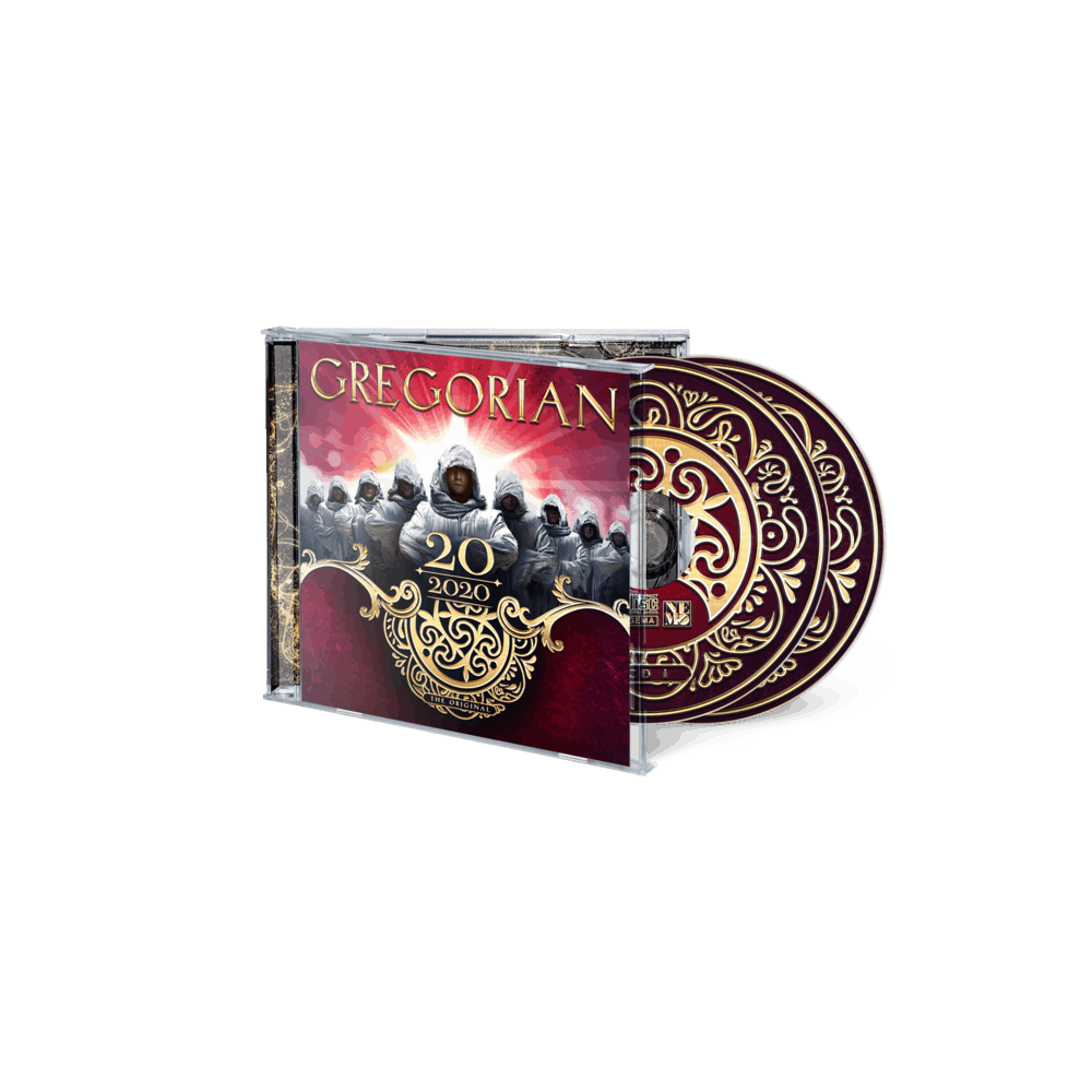Buy Online Gregorian - 20/2020 (2CD Jewelcase)