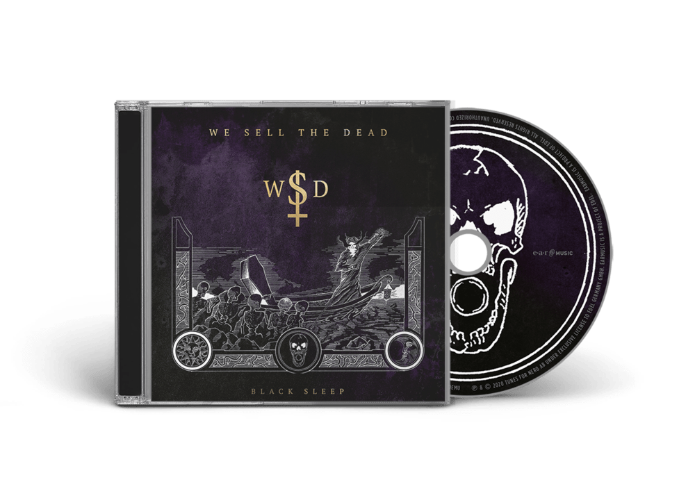 Buy Online We Sell The Dead - Black Sleep