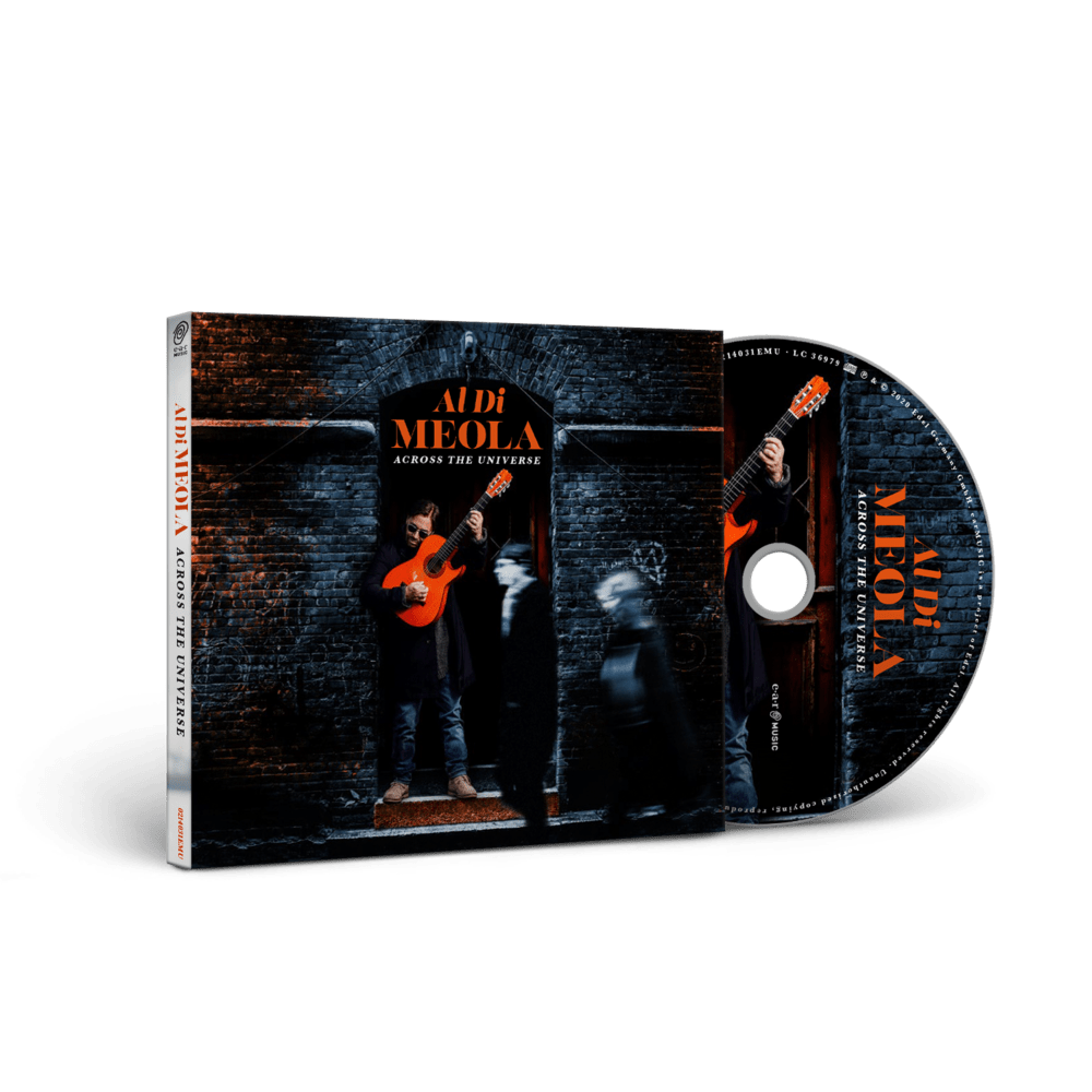 Buy Online Al Di Meola - Across The Universe