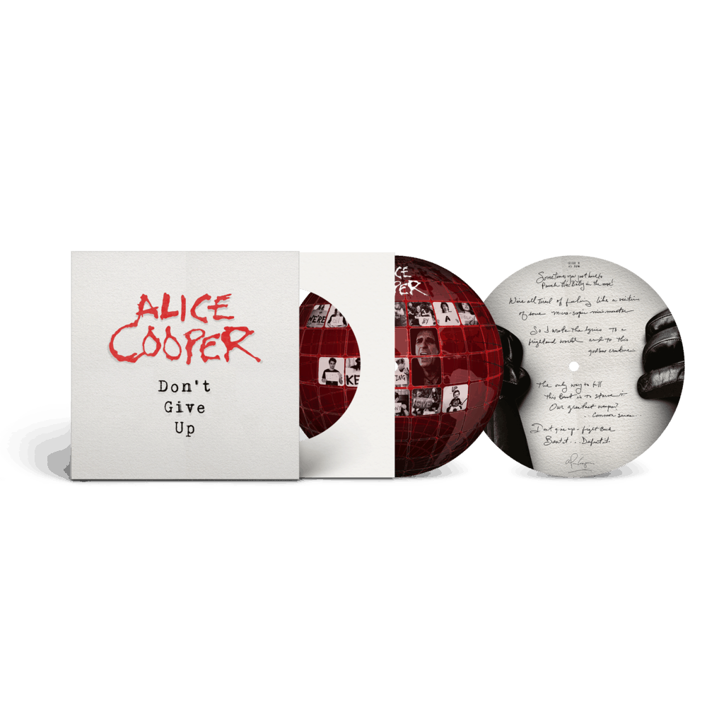 Buy Online Alice Cooper - Don't Give Up (Limited 7