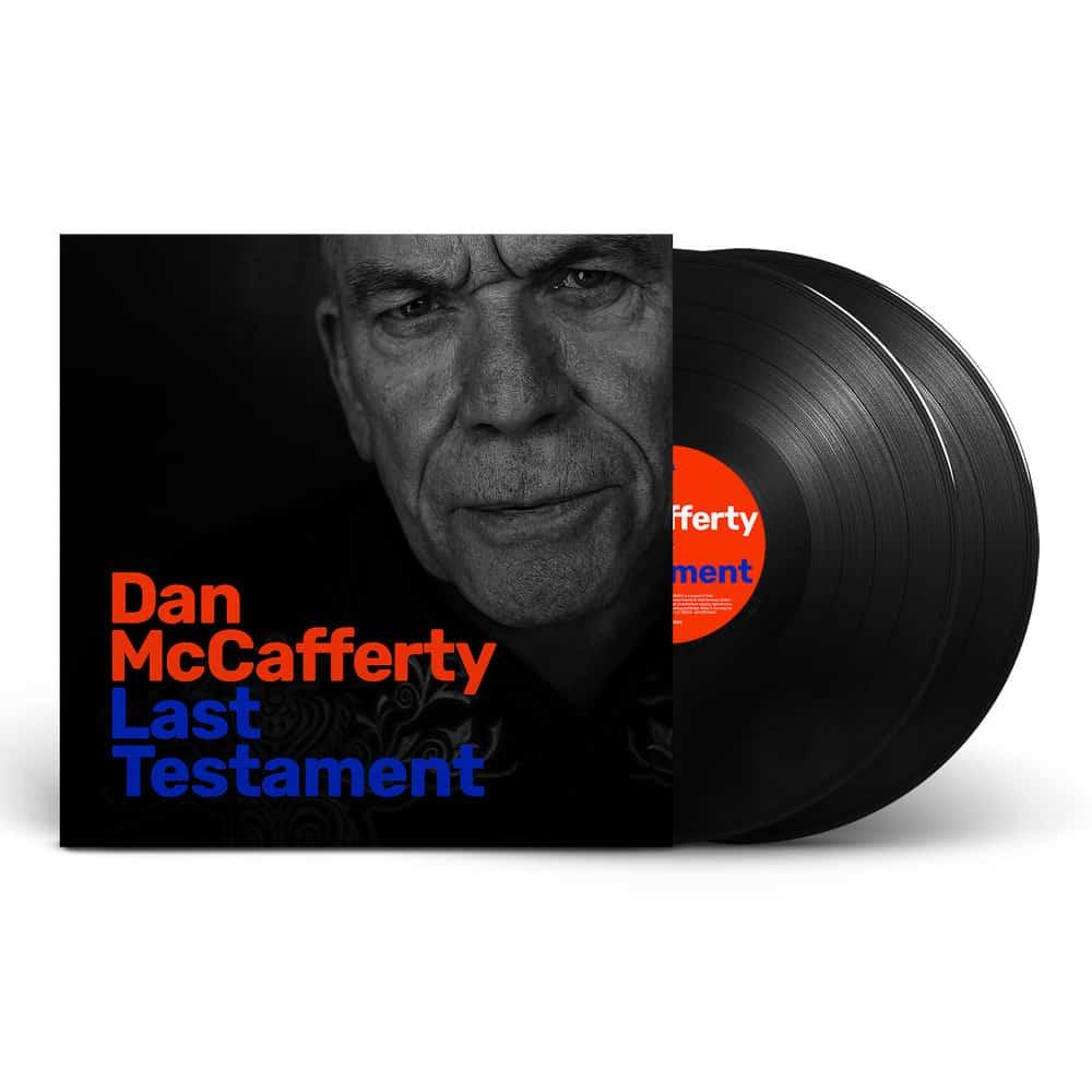 Buy Online Dan McCafferty - Last Testament