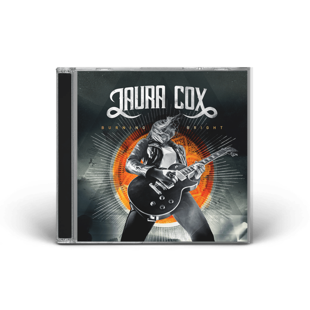 Buy Online Laura Cox - Burning Bright (CD Jewelcase)