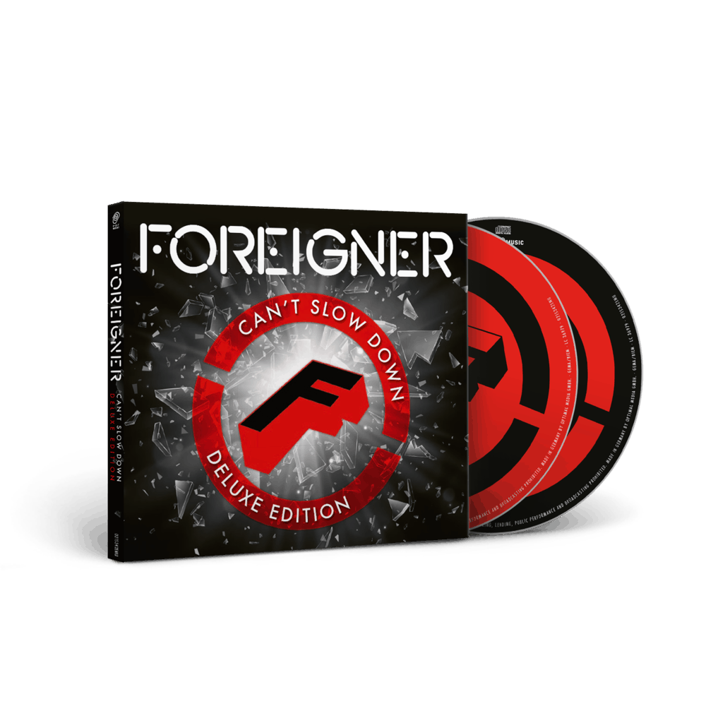 Buy Online Foreigner - Can't Slow Down (Deluxe Edition)