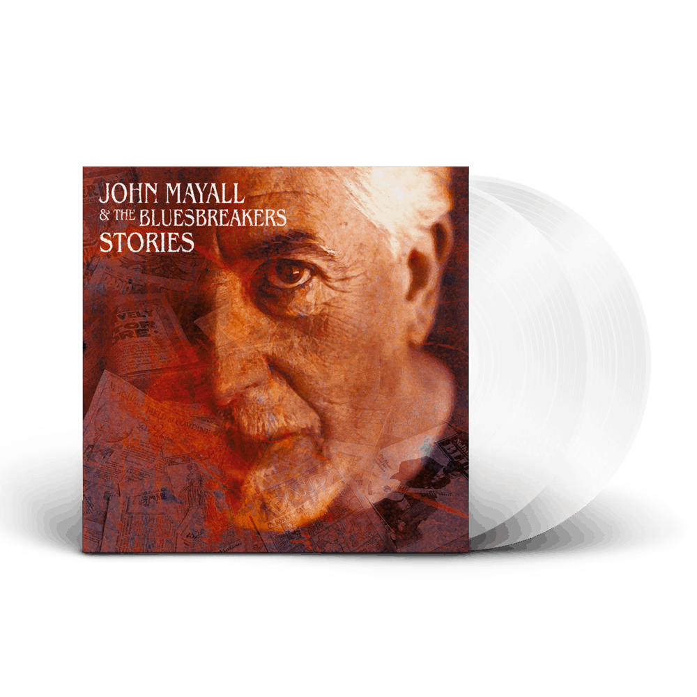 Buy Online John Mayall & The Bluesbreakers - Stories (Ltd. White 2LP)