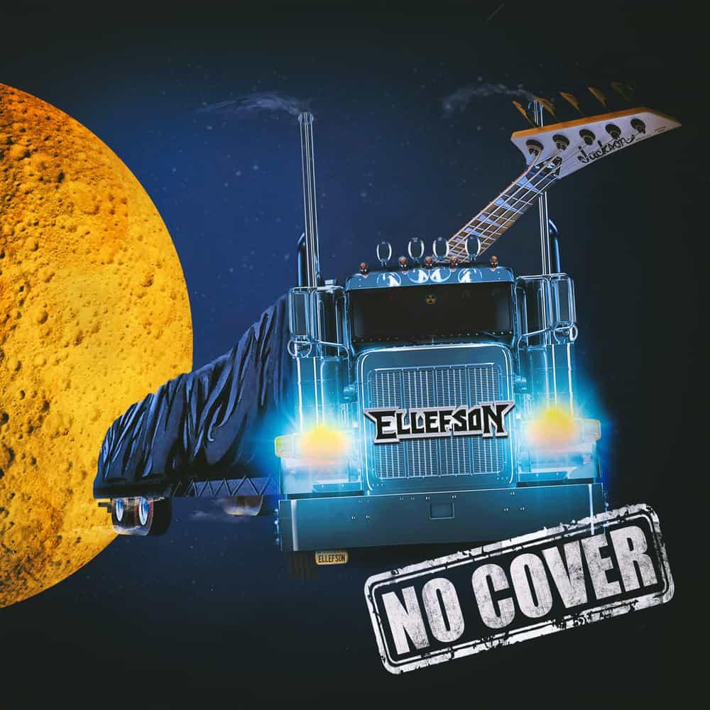 Buy Online Ellefson - No Cover (2CD Digipack)