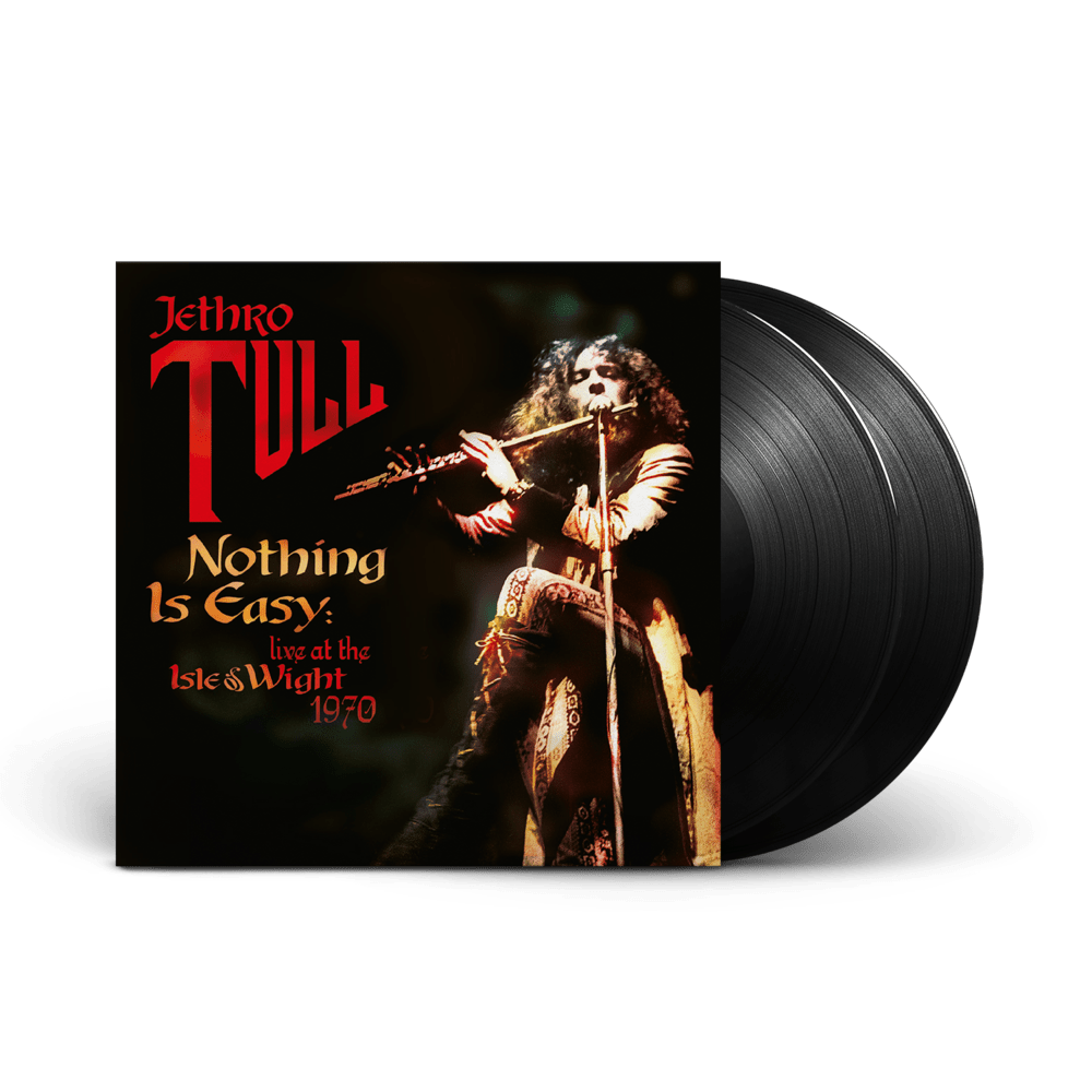 Buy Online Jethro Tull - Nothing Is Easy -  Live At The Isle Of Wight 1970 (2LP)