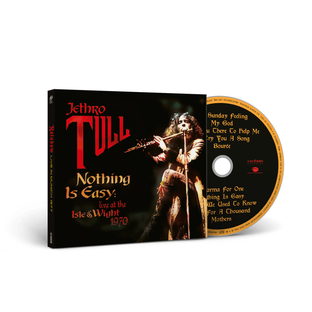 Buy Online Jethro Tull  - Nothing Is Easy – Live At The Isle Of Wight 1970