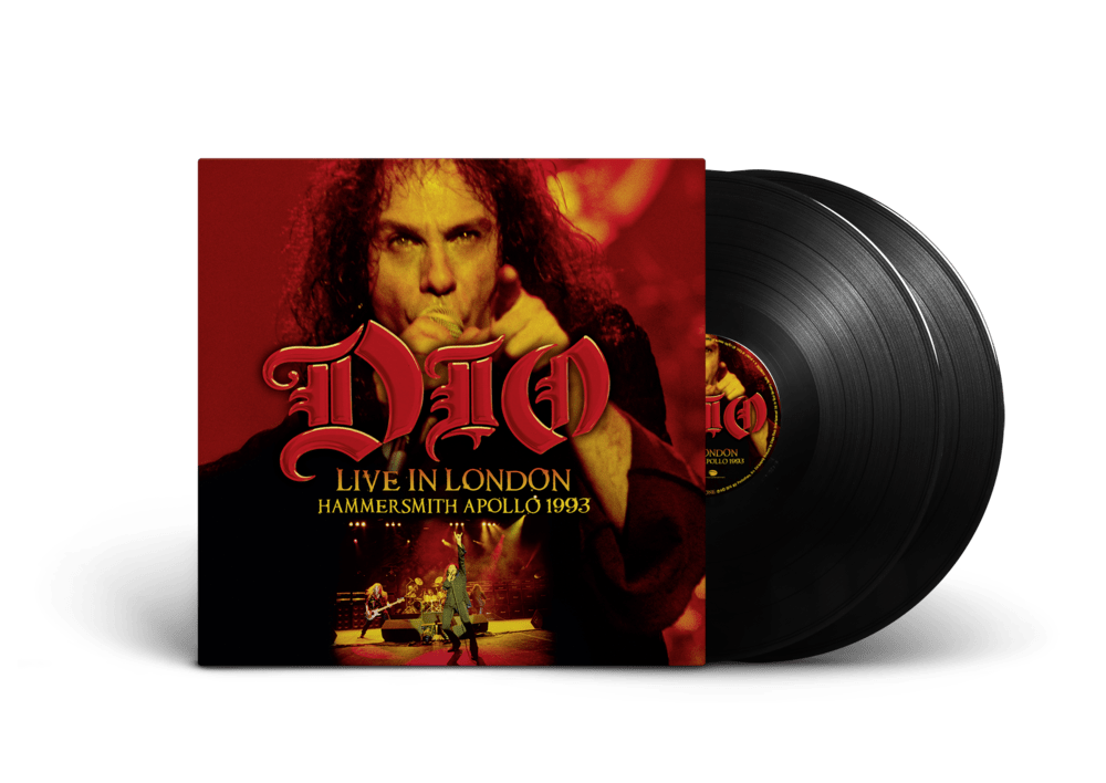 Buy Online Dio - Finding The SacredHeart-Live In Philly 1986 (2LP)