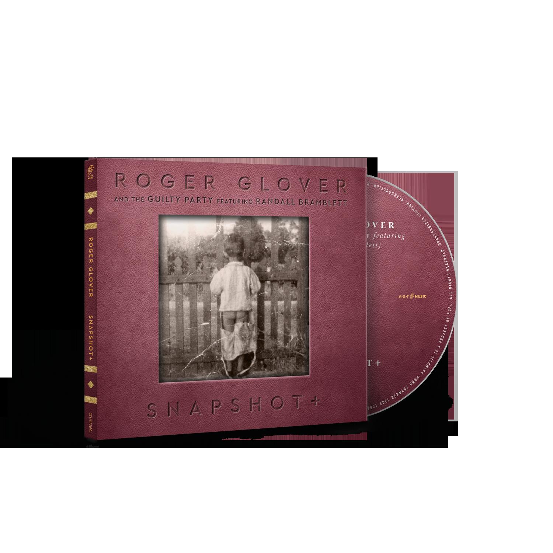 Buy Online Roger Glover  - Snapshot+ (CD Digipak)