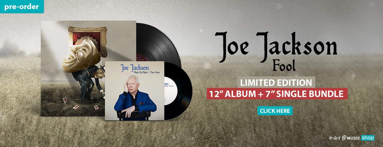 Joe Jackson Fool