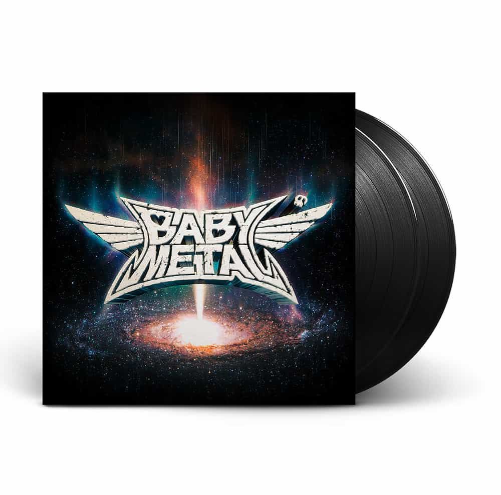 Buy Online Babymetal - METAL GALAXY (2LP + Download Code)