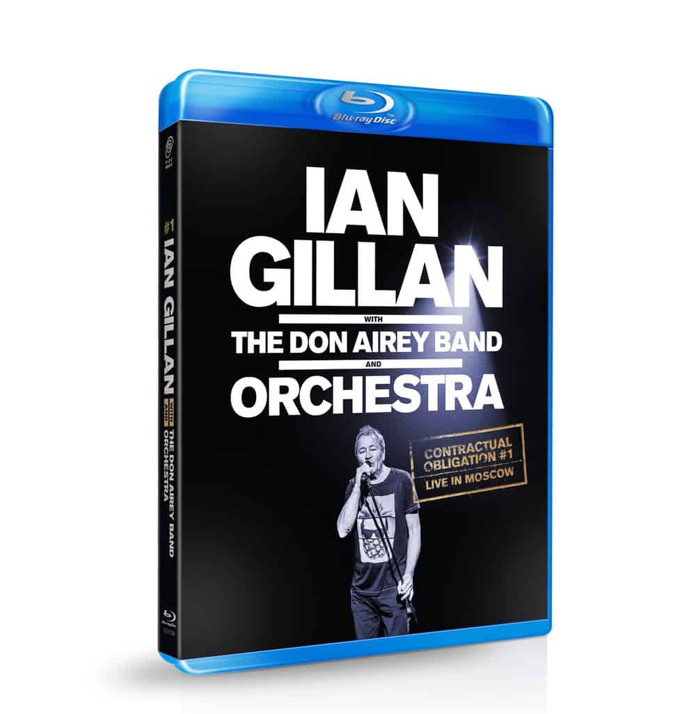 Buy Online Ian Gillan - Contractual Obligation Blu Ray