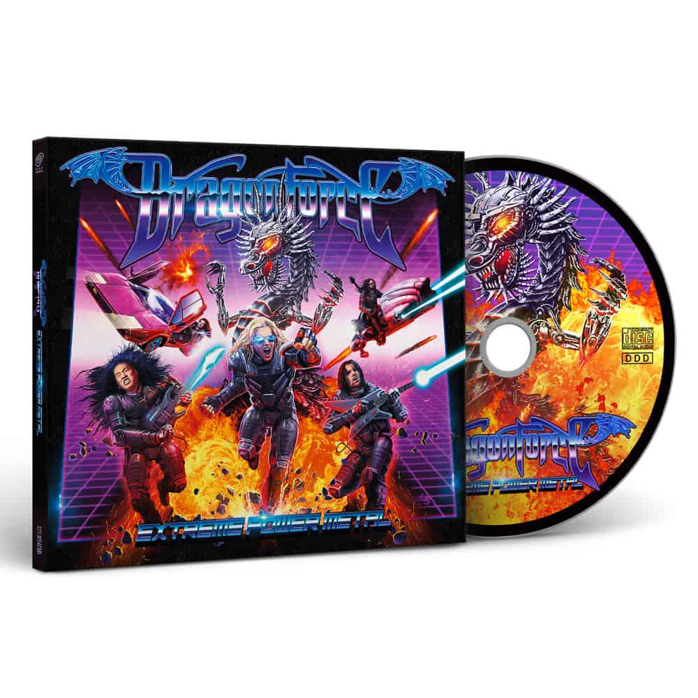 Buy Online DRAGONFORCE - Extreme Power Metal CD