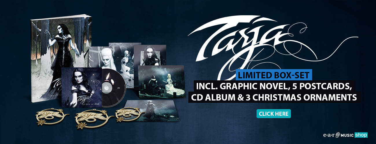 Tarja Christmas Box-Set