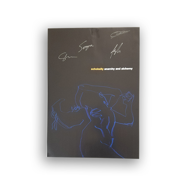 Buy Online Echobelly - Signed Poster