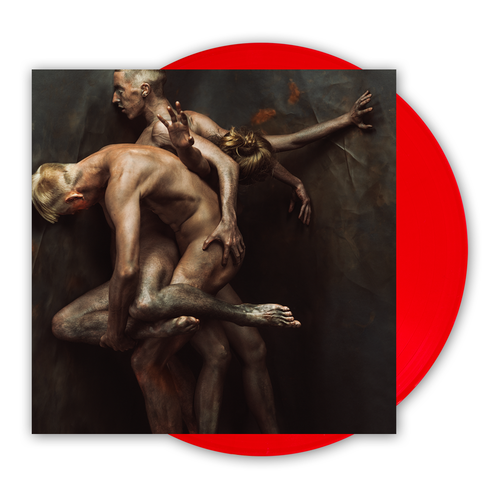 Buy Online Editors - Violence Deluxe Red Vinyl Triple Gatefold LP