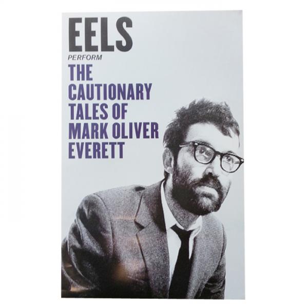 Buy Online Eels - The Cautionary Tales Lithographic Print