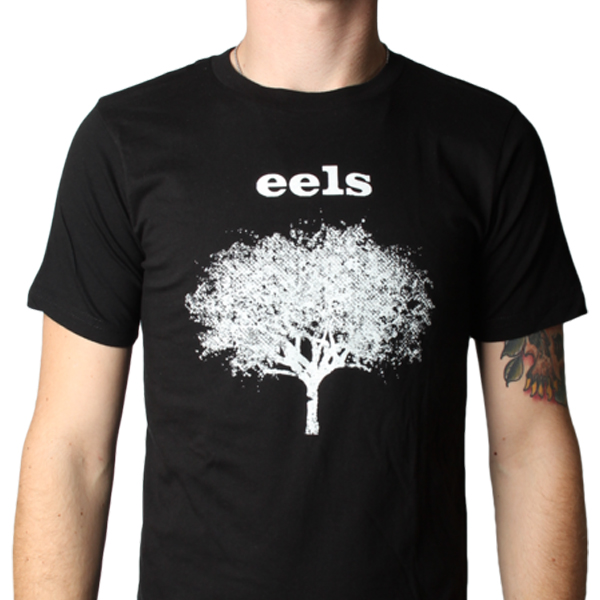 Buy Online Eels - Mens Tomorrow Morning Black & White T-Shirt