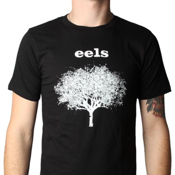 Buy Online Eels - Mens Tomorrow Morning Black & White T-Shirt