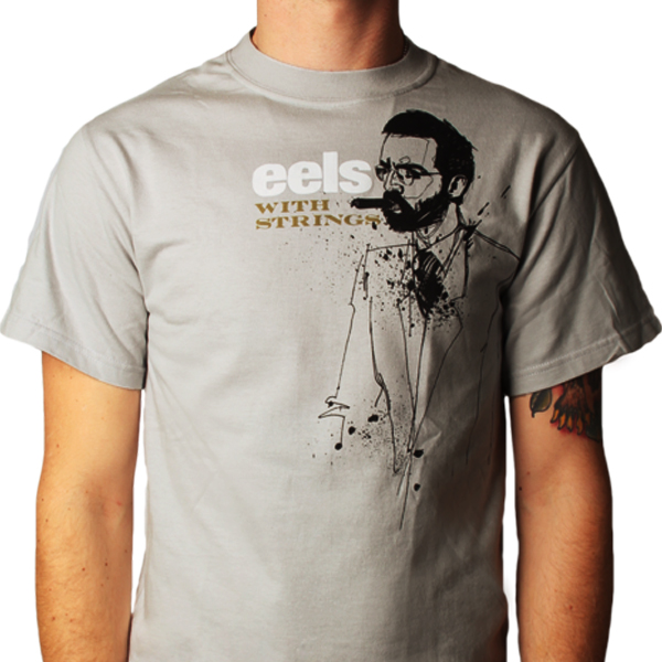 Buy Online Eels - Mens Light Green Cubano T-Shirt