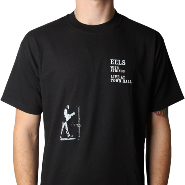 Buy Online Eels - Mens With Strings T-Shirt