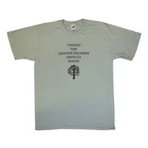 Buy Online Eels - Mens Grey Grandchildren T-Shirt