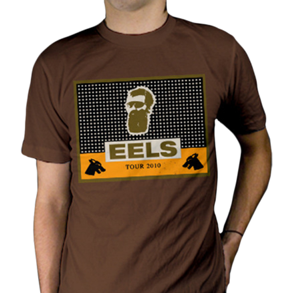 Buy Online Eels - Mens Cigar Tour T-shirt