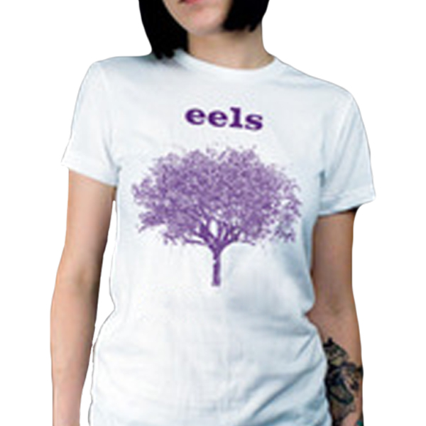 Buy Online Eels - Ladies Tomorrow Morning White T-Shirt