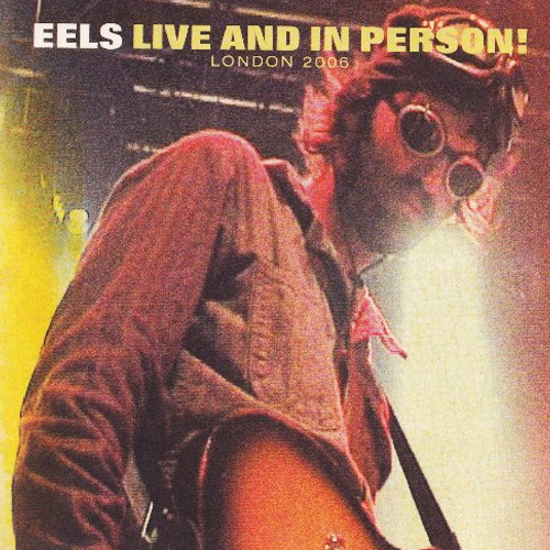 Buy Online Eels - Live & In Person CD/DVD