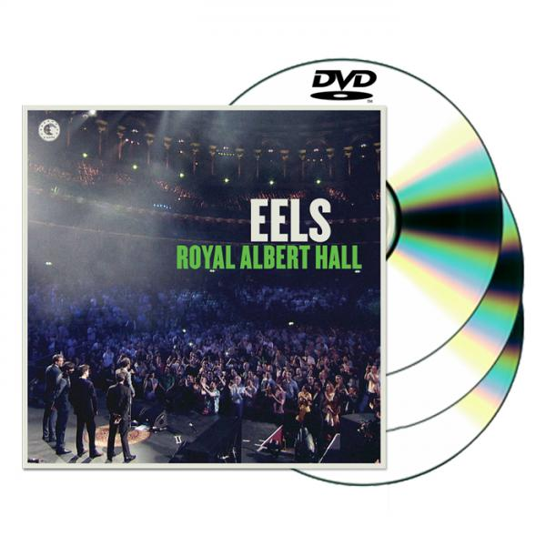 Buy Online Eels - Royal Albert Hall DVD + 2CD Album + Download