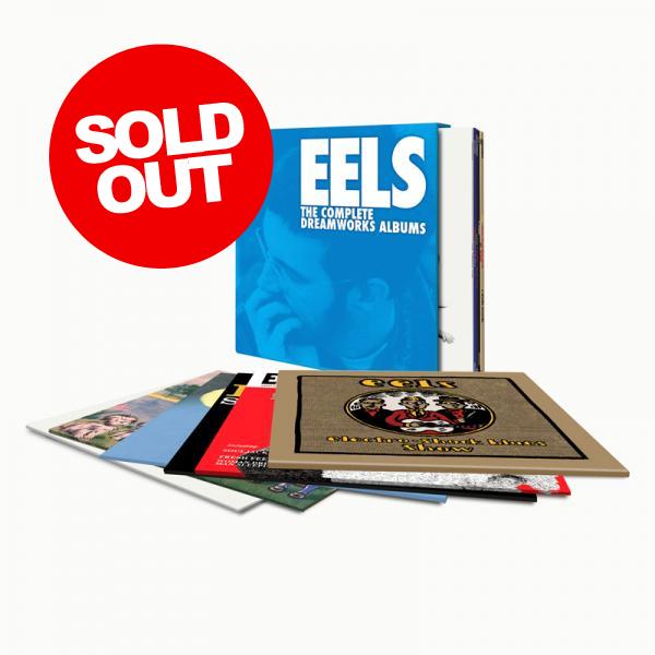 The Complete DreamWorks Albums Vinyl Boxset