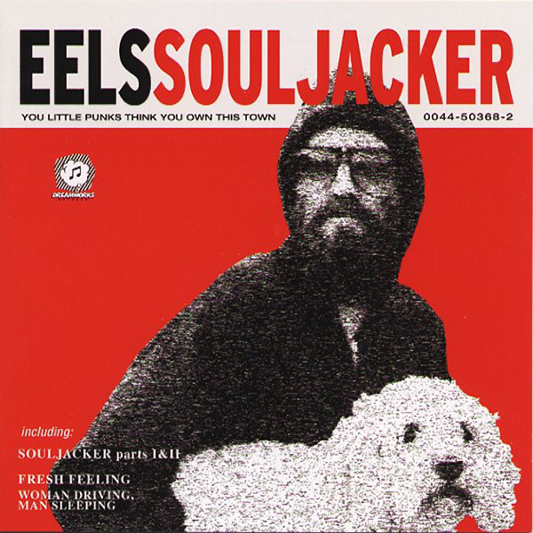 Buy Online Eels - Souljacker CD Album