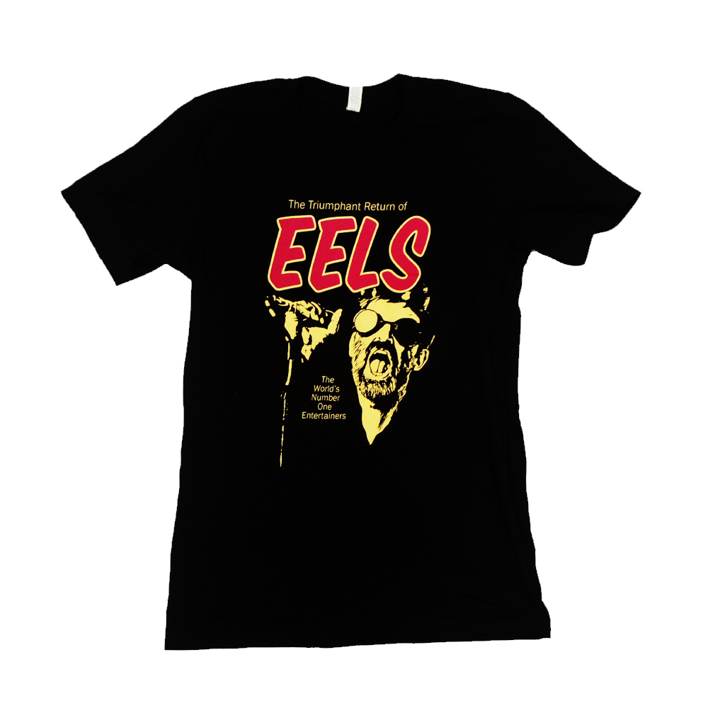Buy Online Eels - 2018 World Tour T-Shirt