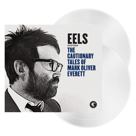 The Cautionary Tales Of Mark Oliver Everett Deluxe Double Clear Vinyl (Slightly Damaged) Double LP