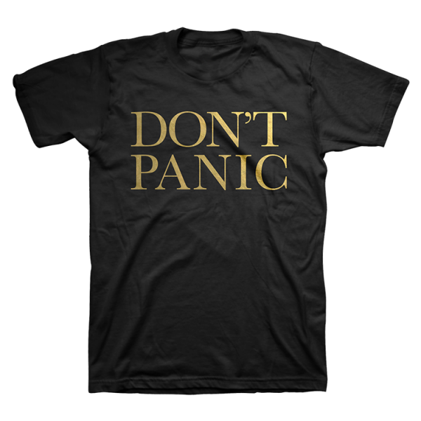 Buy Online Ellie Goulding - Don't Panic T-Shirt