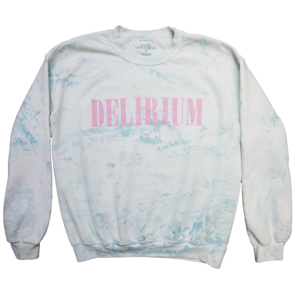 Buy Online Ellie Goulding - Delirium Pullover Sweatshirt