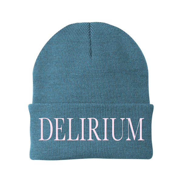 Buy Online Ellie Goulding - Delirium Embroidered Beanie