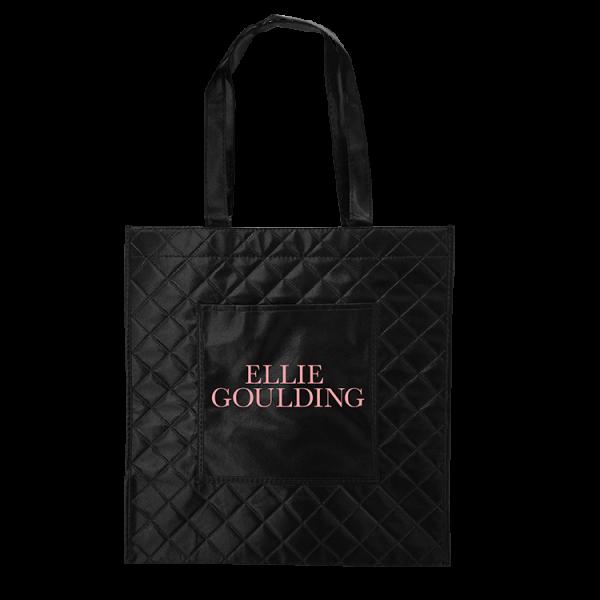 Buy Online Ellie Goulding - Quilted Logo Tote